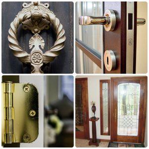 Аксессуары для входных и межкомнатных дверей