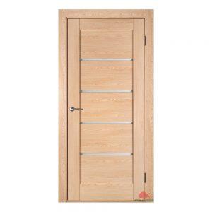 Дверь межкомнатная Горизонталь выбеленный дуб ПГ