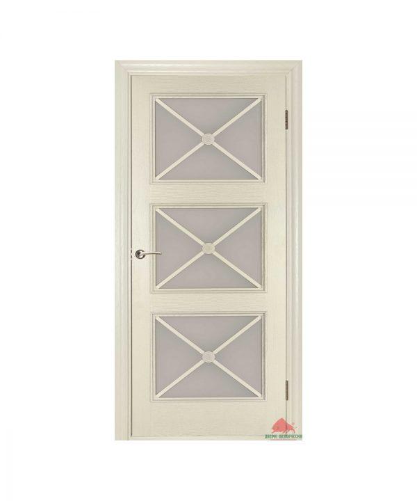 Межкомнатная дверь Адант оливка ПО