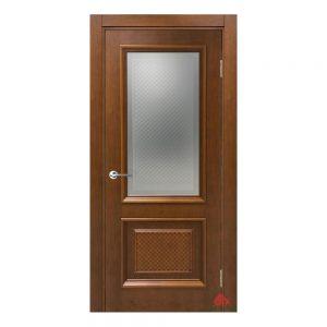 Межкомнатная дверь Босфор каштан ПО