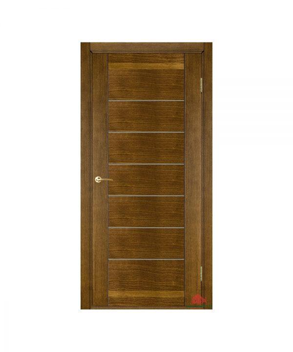 Межкомнатная дверь Бристоль дуб рустикаль (с молдингами) ПГ