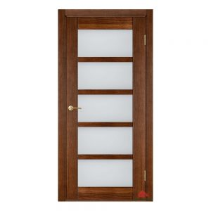 Межкомнатная дверь Бристоль каштан ПО
