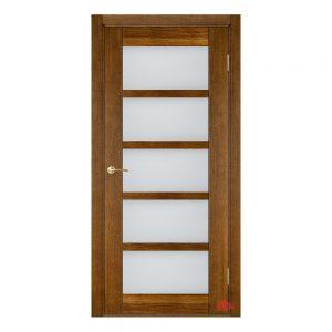 Межкомнатная дверь Бристоль орех ПО