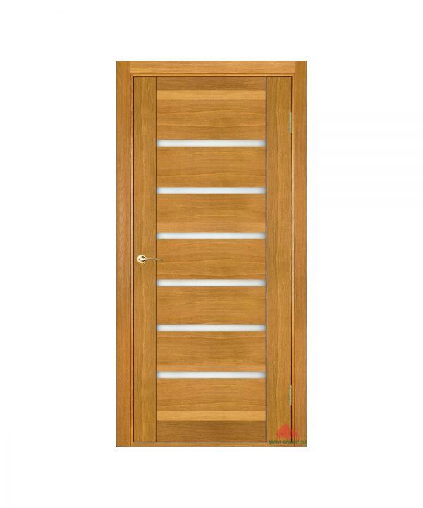 Межкомнатная дверь Бристоль светлый дуб ПГ