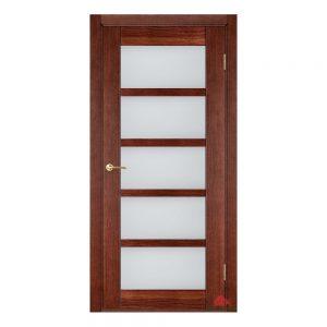 Межкомнатная дверь Бристоль вишня ПО