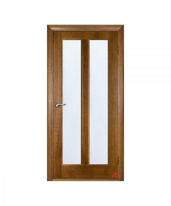 Межкомнатная дверь Дива дуб рустикаль ПО