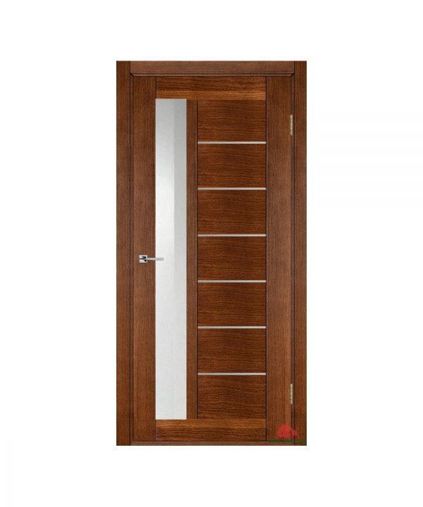 Межкомнатная дверь Дублин-М каштан