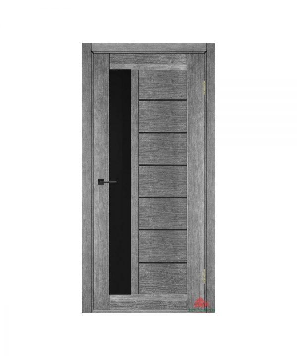 Межкомнатная дверь Дублин-М серый ясень