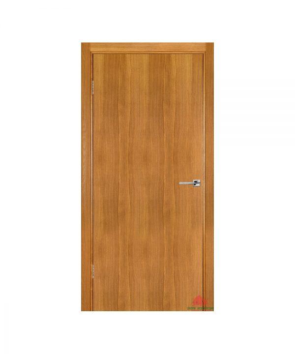 Межкомнатная дверь Флэш 1 светлый дуб ПГ