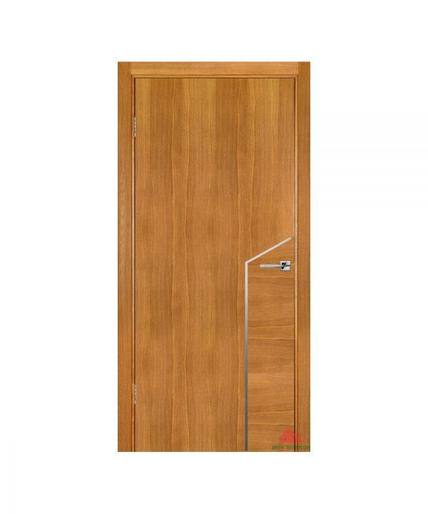Межкомнатная дверь Флэш 10 светлый дуб ПГ