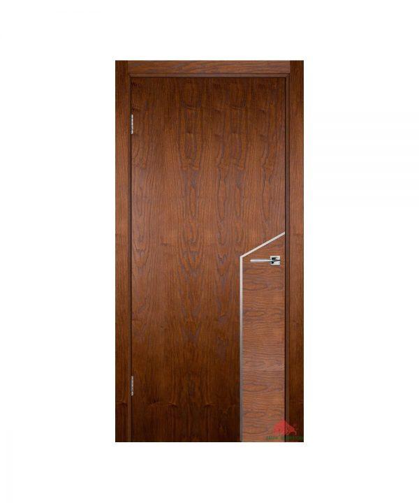 Межкомнатная дверь Флэш 10 светлый орех ПГ