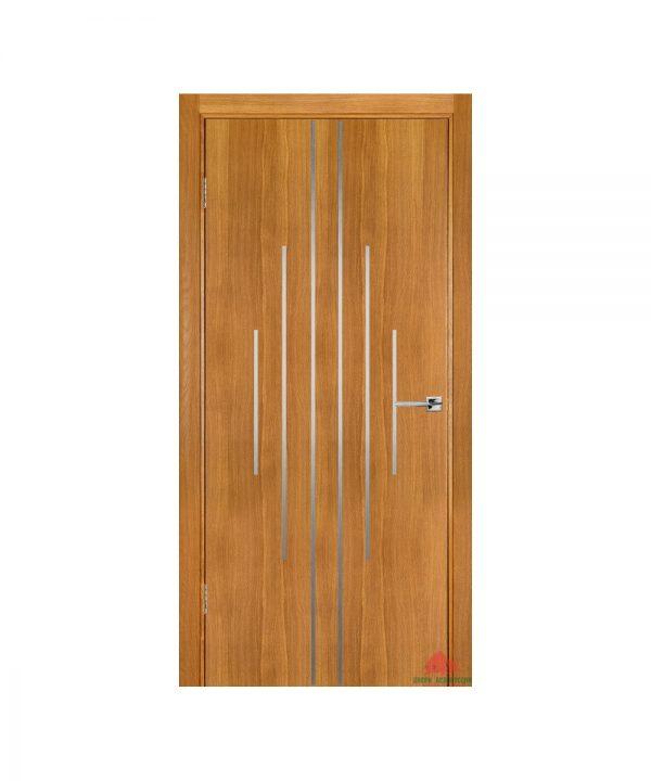 Межкомнатная дверь Флэш 11 светлый дуб ПГ