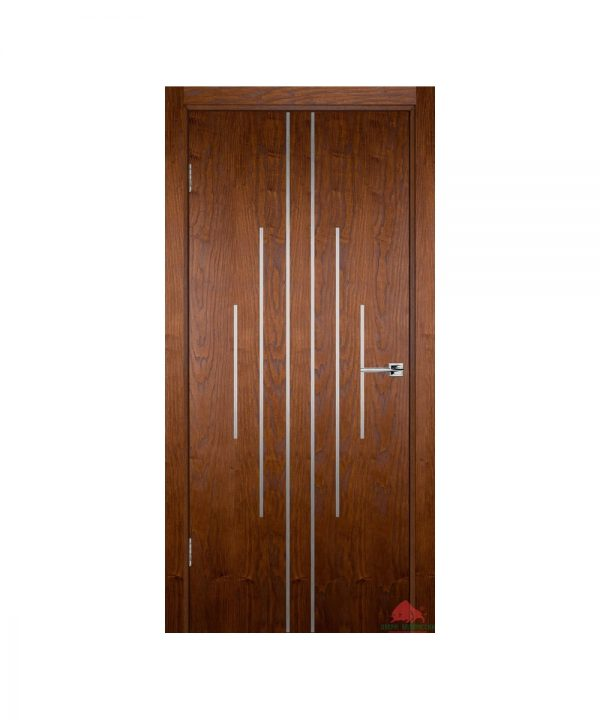 Межкомнатная дверь Флэш 11 светлый орех ПГ