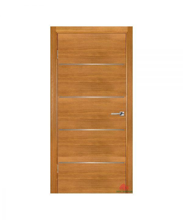 Межкомнатная дверь Флэш 2 светлый дуб ПГ