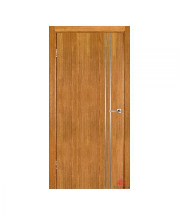 Межкомнатная дверь Флэш 4 светлый дуб ПГ