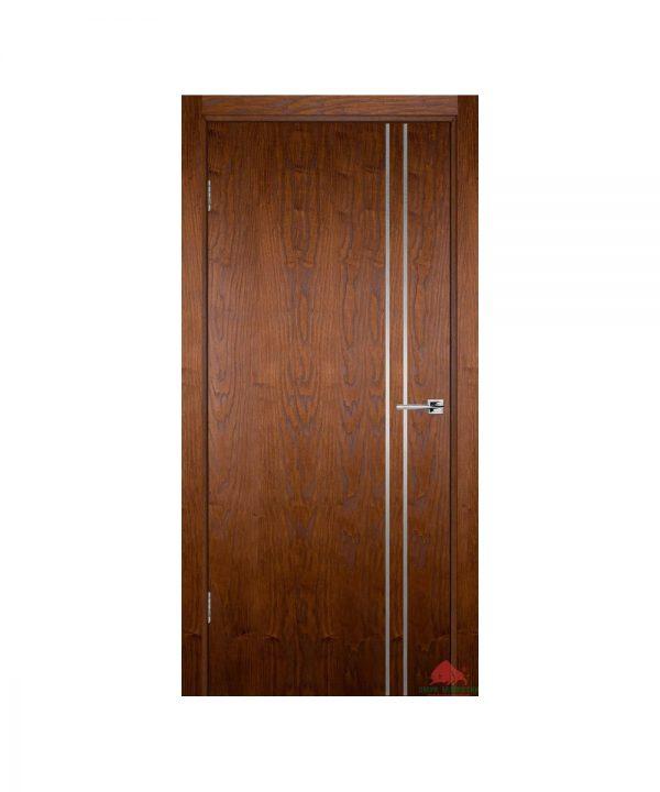 Межкомнатная дверь Флэш 4 светлый орех ПГ
