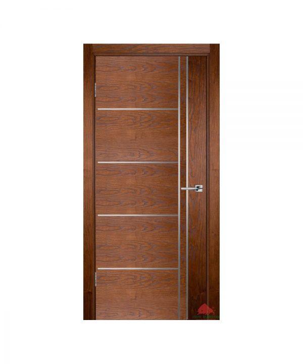 Межкомнатная дверь Флэш 5 светлый орех ПГ