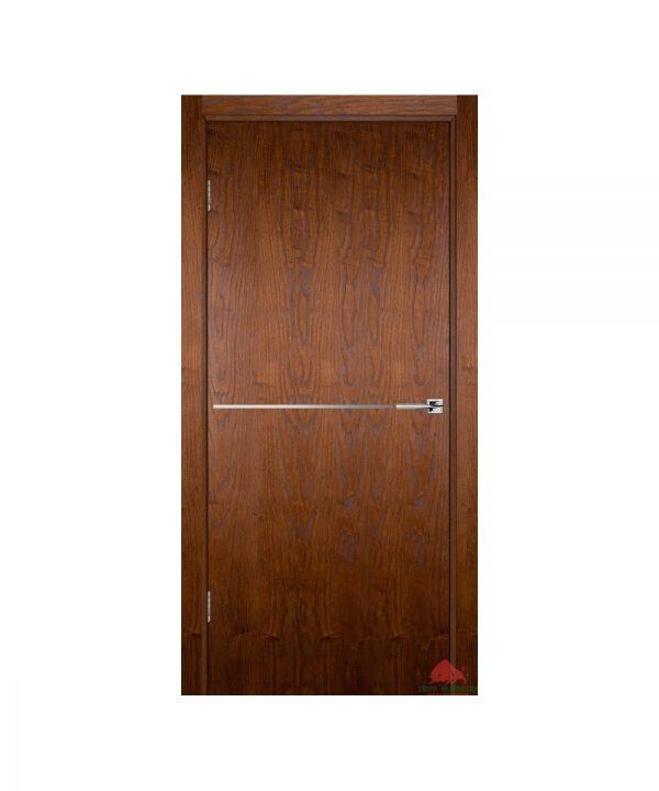Межкомнатная дверь Флэш 6 светлый орех ПГ