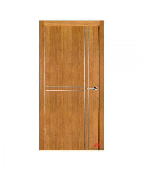 Межкомнатная дверь Флэш 7 светлый дуб ПГ