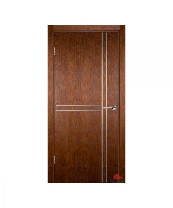 Межкомнатная дверь Флэш 7 светлый орех ПГ