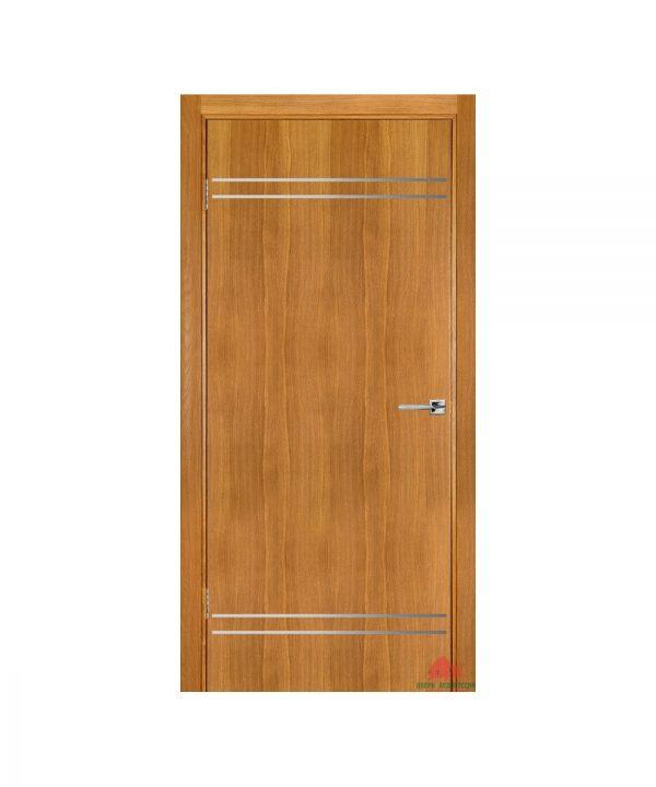 Межкомнатная дверь Флэш 9 светлый дуб ПГ