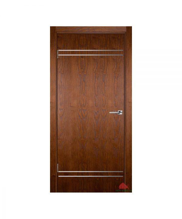 Межкомнатная дверь Флэш 9 светлый орех ПГ
