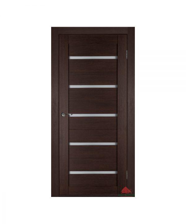 Межкомнатная дверь Горизонталь 2 ПГ венге структурный
