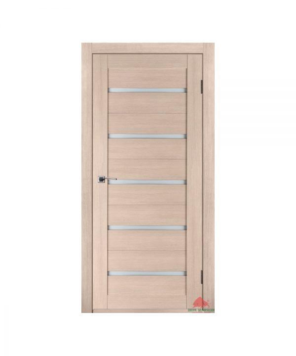 Межкомнатная дверь Горизонталь-2У капучино ПГ