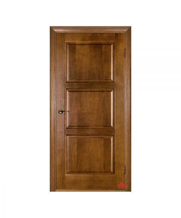 Межкомнатная дверь Лестница дуб рустикаль ПГ