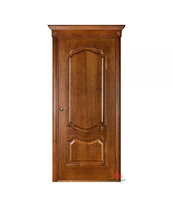 Межкомнатная дверь Престиж орех ПГ