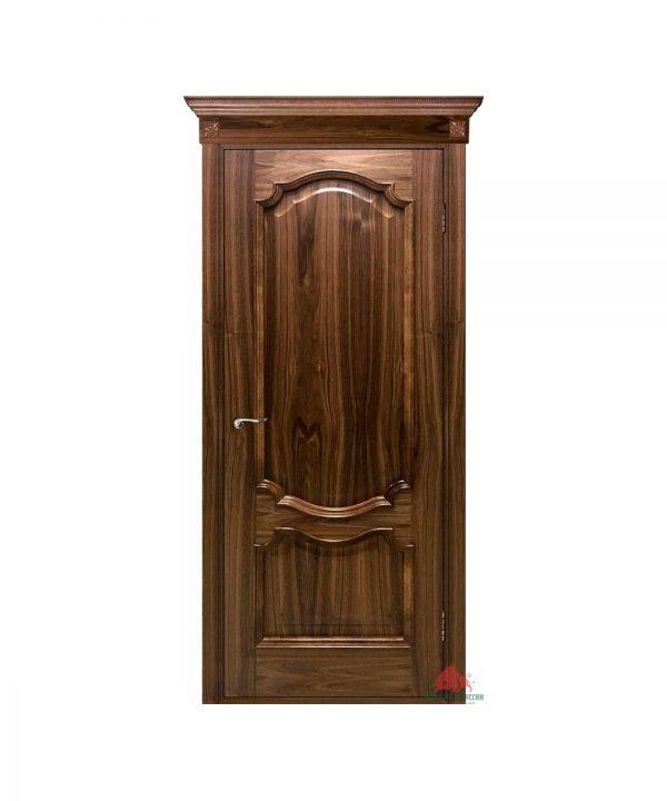 Межкомнатная дверь Престиж орех американский ПГ