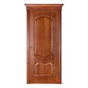 Межкомнатная дверь Престиж орех светлый ПГ