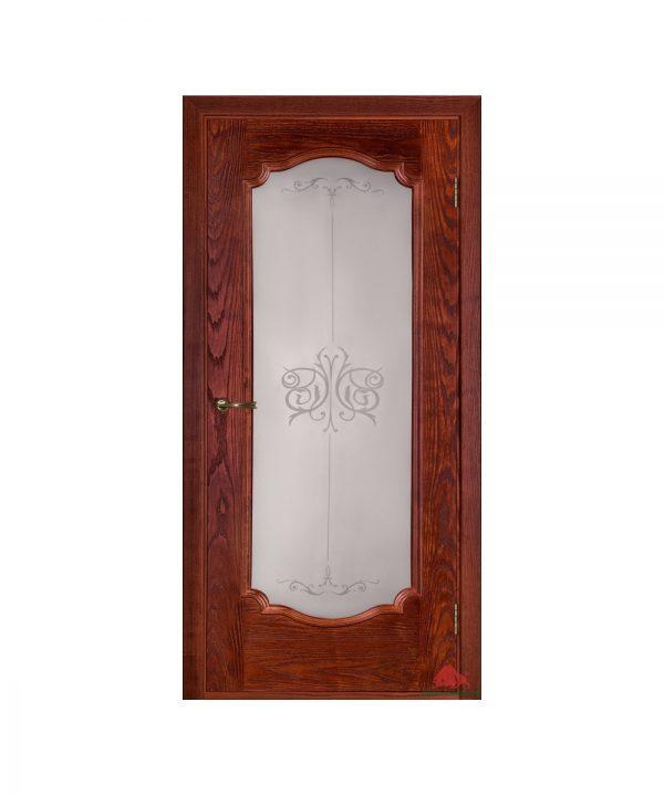 Межкомнатная дверь Престиж вишня ПОО