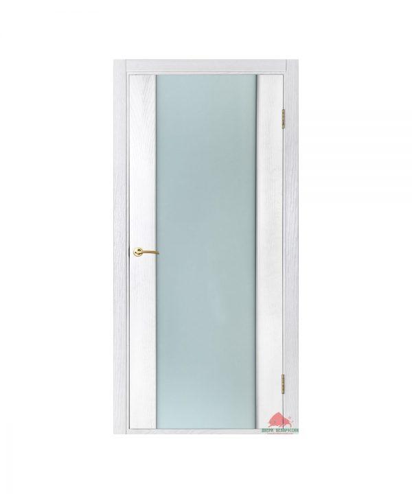 Межкомнатная дверь Соня белый ясень ПО