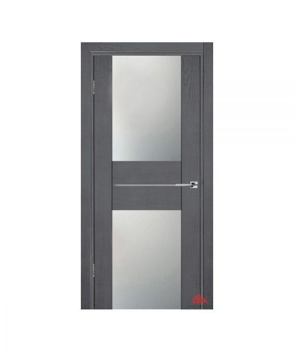 Межкомнатная дверь Тренд серый ясень ПО