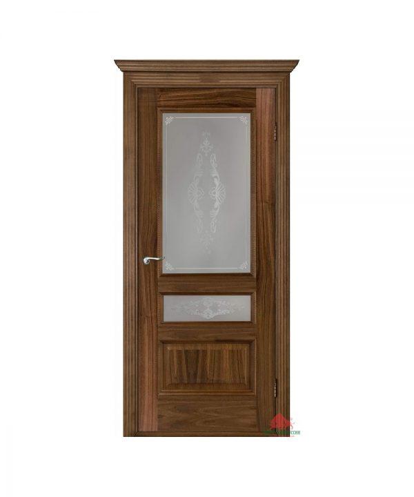 Межкомнатная дверь Вена американский орех ПО