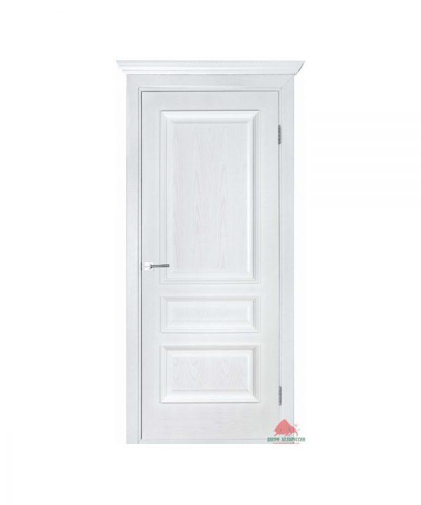 Межкомнатная дверь Вена белый ясень ПГ