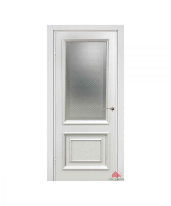 Межкомнатная дверь Венеция жемчуг ПО