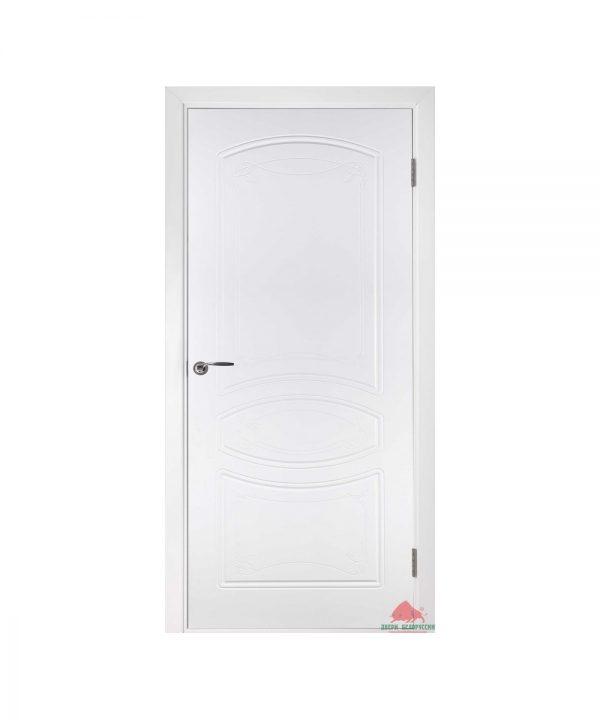 Межкомнатная дверь Версаль белая эмаль ПГ