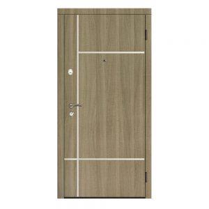 Входная дверь Саган Молдинг модель 1