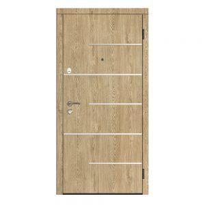 Входная дверь Саган Молдинг модель 2