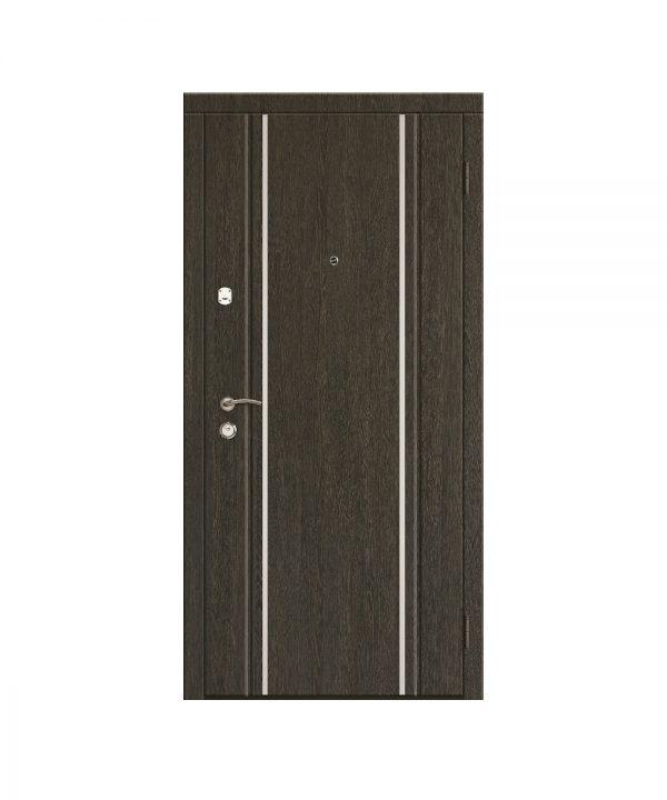 Входная дверь Саган Молдинг модель 9