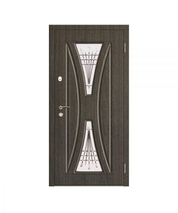 Входная дверь Саган Ковка модель 1