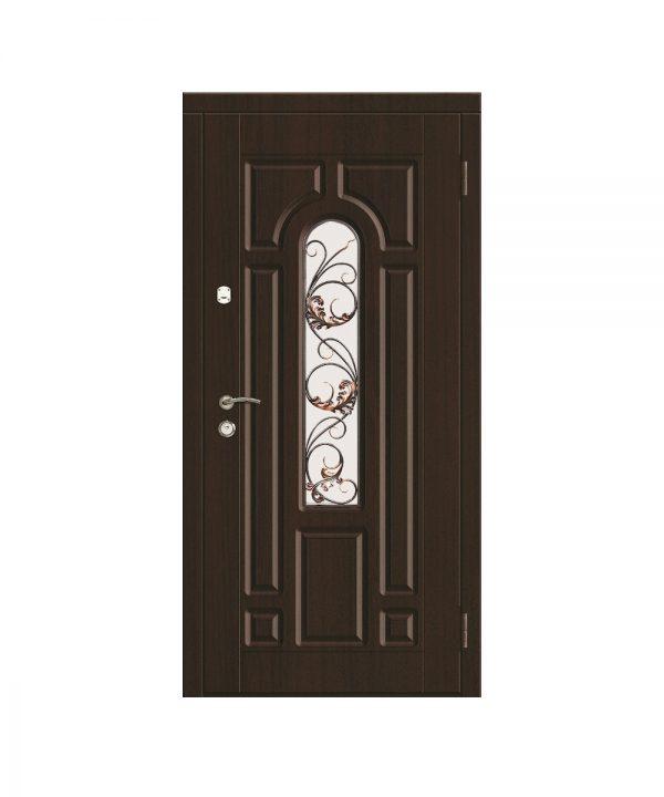 Входная дверь Саган Ковка модель 2
