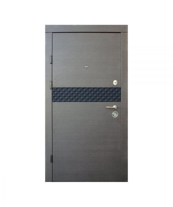 Двери Qdoors метал/мдф полуторка