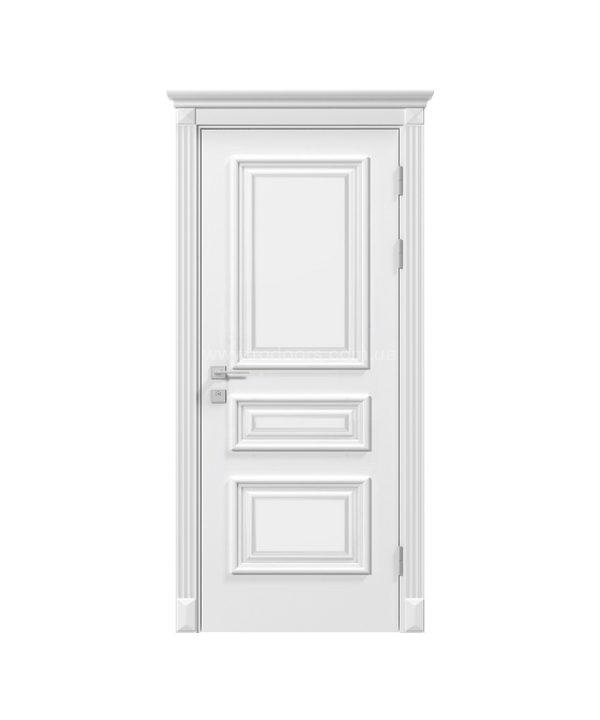"""Дверное полотно """"Asti"""" глухое, краска RAL+патина"""