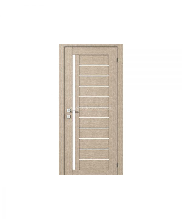 """Дверное полотно """"Bianca"""" полустекло"""