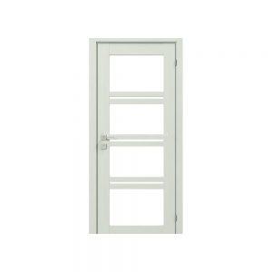 """Дверное полотно """"Quadro"""" со стеклом"""