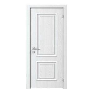 """Дверное полотно """"Avalon"""" глухое в шпоне дуб (орех)"""