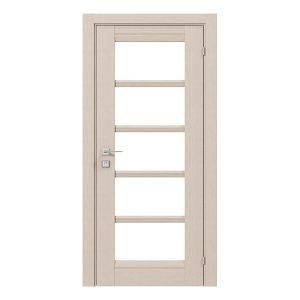 """Дверное полотно """"Ferrari"""" со стеклом"""